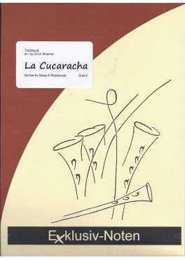 LA CUCARACHA (score &  parts)