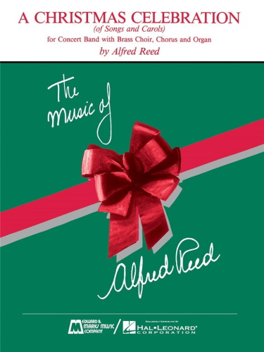 A CHRISTMAS CELEBRATION (score)