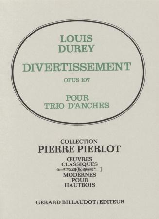 DIVERTISSEMENT Op.107 (score & parts)