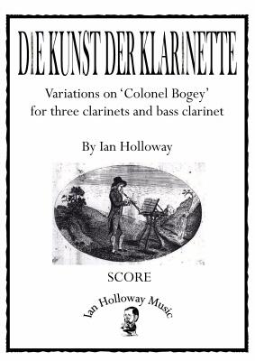 DIE KUNST DER KLARINETTE (score & parts)