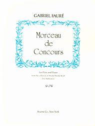 MORCEAU DE CONCOURS