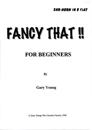 FANCY THAT! 2nd horn in Eb