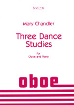 THREE DANCE STUDIES