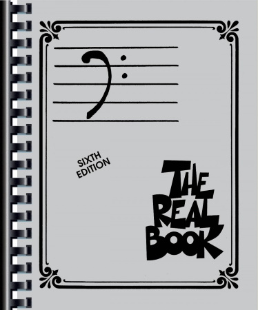 THE REAL BOOK Volume 1 (bass clef) 6th Edition