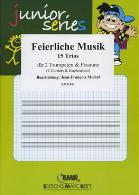 FEIERLICHE MUSIK: Trio Album (trombone bass clef)