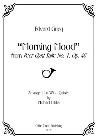 MORNING MOOD (score & parts)