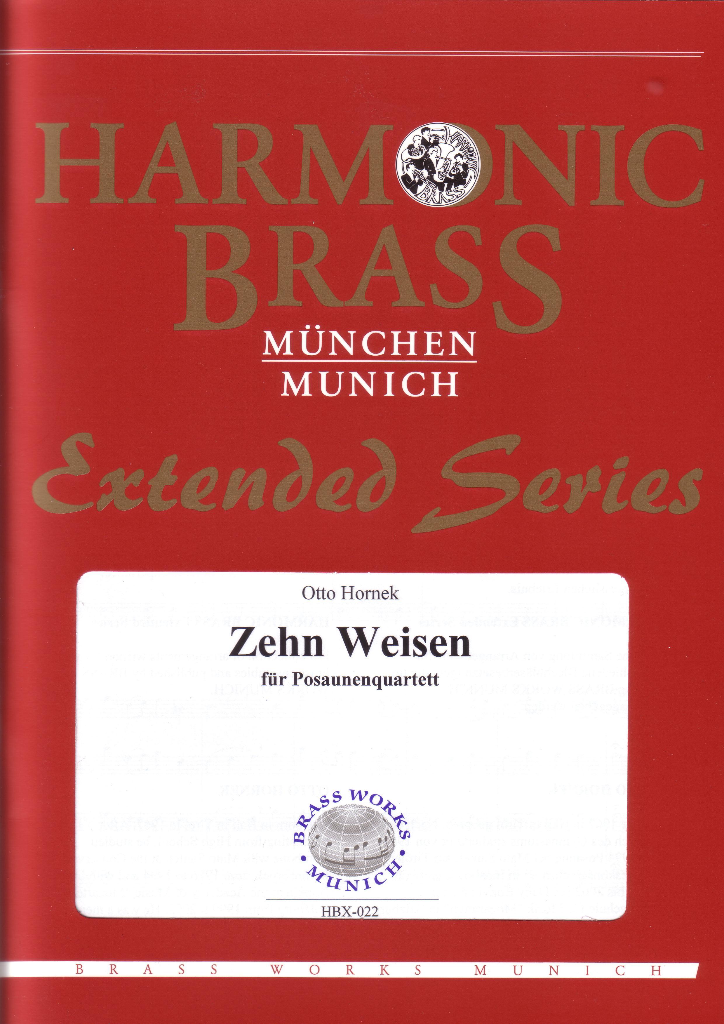 ZEHN WEISEN (10 SONGS)