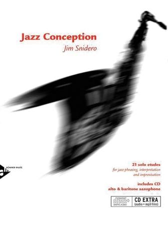 JAZZ CONCEPTION + CD (tenor)