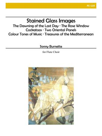 STAINED GLASS IMAGES (Complete Set)