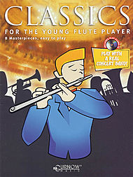 CLASSICS for the young flute player + CD