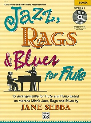 JAZZ, RAGS & BLUES + CD