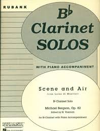 SCENE AND AIR Op.82