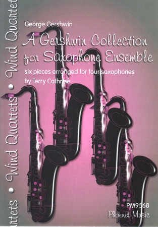 A GERSHWIN COLLECTION (score & parts)