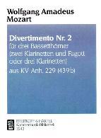 DIVERTIMENTO No.2 KV229 (439b)