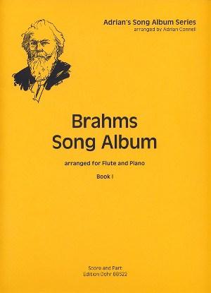 BRAHMS SONG ALBUM Book 1