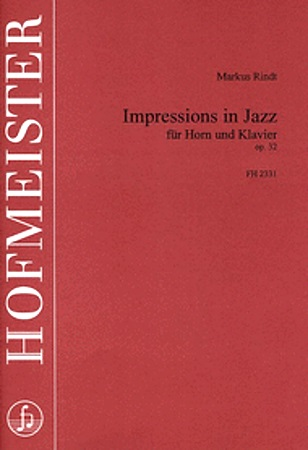 IMPRESSIONS IN JAZZ Op.32