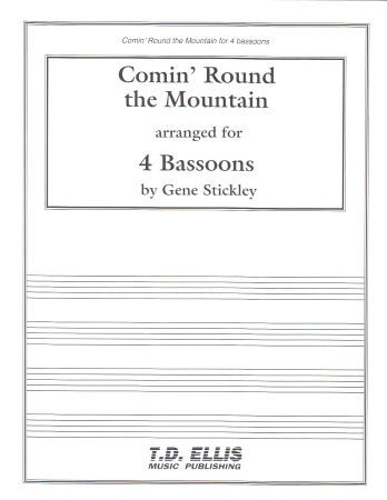 COMIN' ROUND THE MOUNTAIN (score & parts)