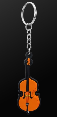 INSTRUMENT KEYRING Cello