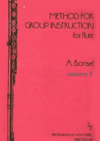 METHOD FOR GROUP INSTRUCTION Volume 3