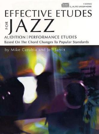 EFFECTIVE ETUDES FOR JAZZ + Online Audio