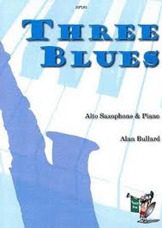 THREE BLUES