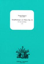 EMPFINDUNG AM MEERE Op.12