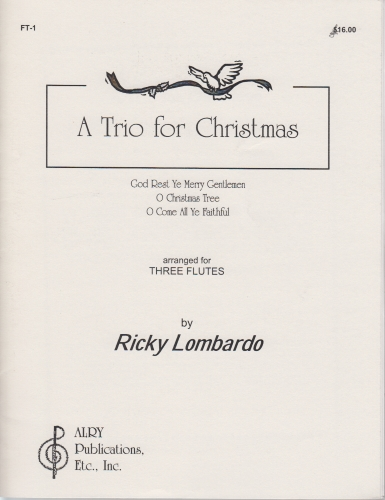 A TRIO FOR CHRISTMAS 3 Carols