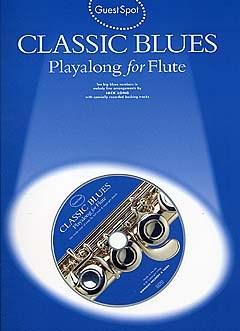 GUEST SPOT: Classic Blues Playalong + CD