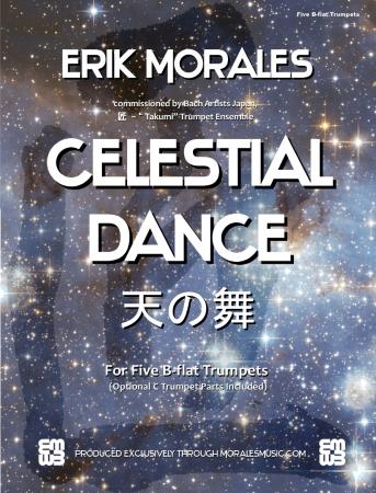 CELESTIAL DANCE (score & parts)