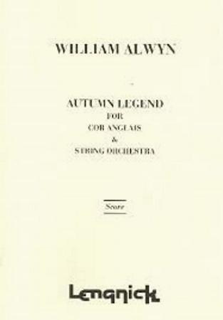 AUTUMN LEGEND (score)