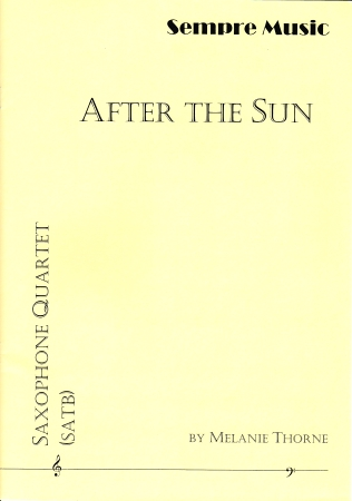 AFTER THE SUN