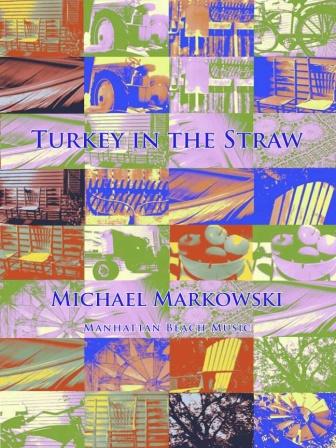 TURKEY IN THE STRAW (score & parts)