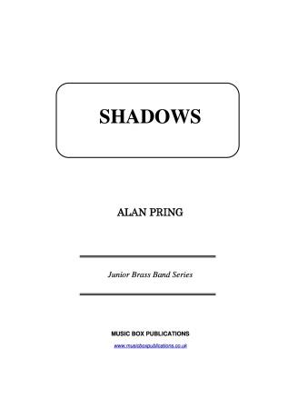 SHADOWS (score & parts)