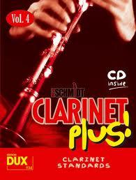 CLARINET PLUS! Book 4