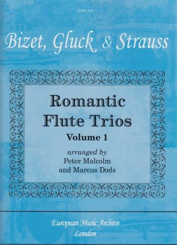 ROMANTIC FLUTE TRIOS Book 1