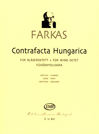 CONTRAFACTA HUNGARICA (score & parts)