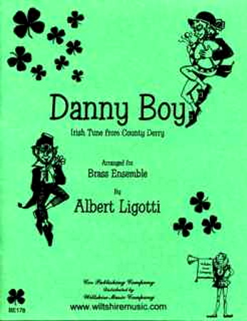 IRISH TUNE FROM COUNTY DERRY (Danny Boy)