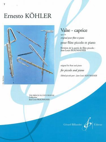 VALSE-CAPRICE Op.14