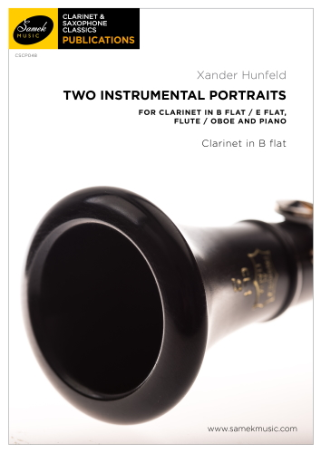 TWO INSTRUMENTAL PORTRAITS