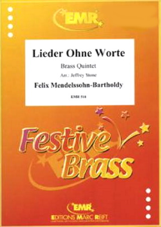 LIEDER OHNE WORTE Song without Words