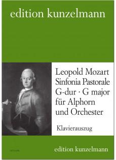 SINFONIA PASTORALE in G major