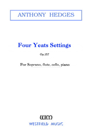 FOUR YEATS SETTINGS Op.157