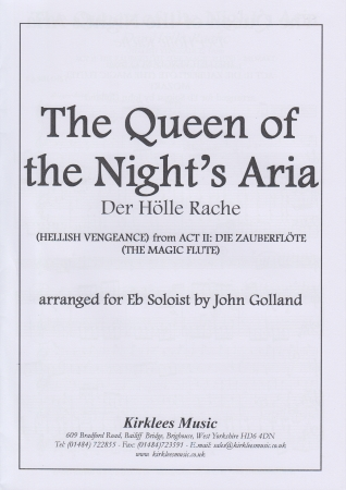 THE QUEEN OF THE NIGHT'S ARIA