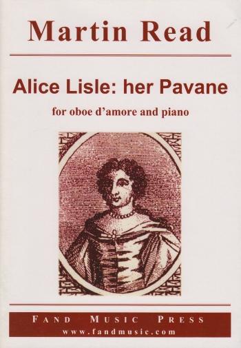 ALICE LISLE: HER PAVANE