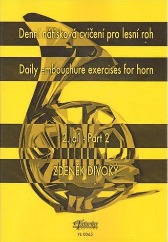 DAILY EMBOUCHURE EXERCISES Volume 2