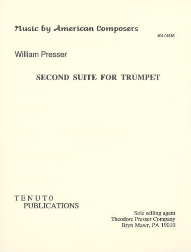 SECOND SUITE FOR TRUMPET