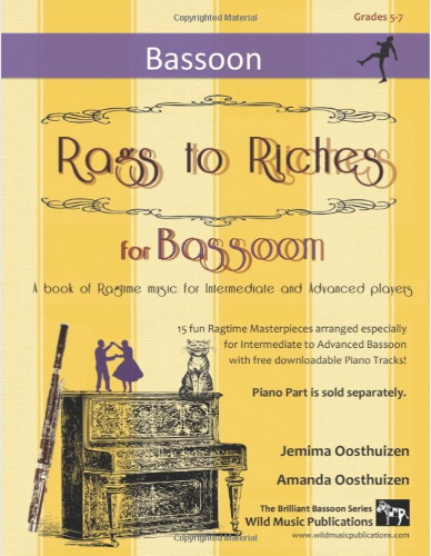 RAGS TO RICHES Bassoon part