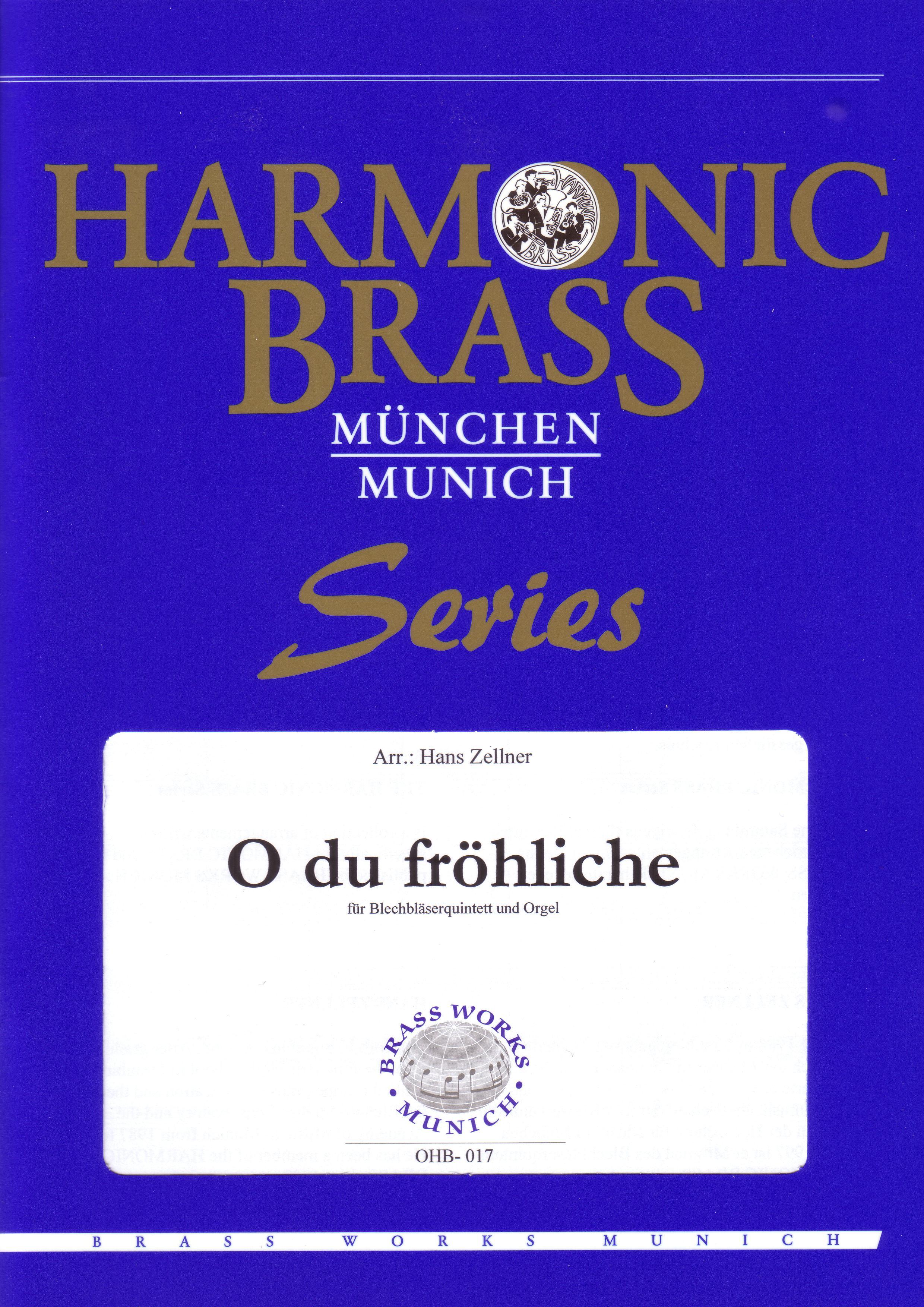 O DU FROHLICHE (score & parts)