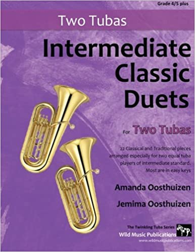 INTERMEDIATE CLASSIC DUETS  for Two Tubas