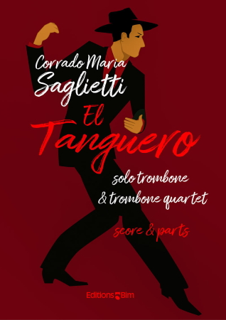 EL TANGUERO (score & parts)